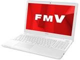 【在庫限り】 ノートPC LIFEBOOK AH50/D1 FMVA50D1WP プレミアムホワイト [Core i7・15.6インチ・Office付き・HDD 1TB・メモリ 4GB]