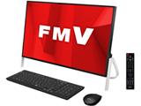 デスクトップPC ESPRIMO FH77/D1 FMVF77D1B ブラック [Core i7・23.8インチ・Office付き・HDD 1TB・メモリ 8GB]