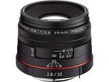 HD PENTAX-DA35mmF2.8 Macro Limited BK ブラック [ペンタックスKマウント(APS-C)] マクロレンズ