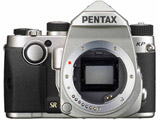 PENTAX KP ボディ シルバー [PENTAX Kマウント(APS-C)] デジタル一眼レフカメラ