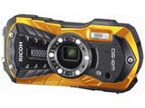 【在庫限り】 WG-50 コンパクトデジタルカメラ オレンジ [防水+防塵+耐衝撃]
