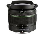 カメラレンズ HD PENTAX-DA FISH-EYE10-17mmF3.5-4.5ED【ペンタックスKマウント(APS-C用)】 [ペンタックスK /ズームレンズ]