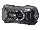 コンパクトデジタルカメラ  ブラック WG-70 [防水+防塵+耐衝撃]