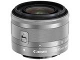 カメラレンズ EF-M15-45mm F3.5-6.3 IS STM【キヤノンEF-Mマウント】(シルバー)