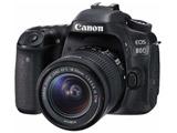 EOS 80D EF-S 18-55 IS STM レンズキット [キヤノンEFマウント(APS-C)] デジタル一眼レフカメラ