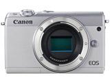 EOS M100 ボディ ホワイト [キヤノンEF-Mマウント] ミラーレス一眼カメラ