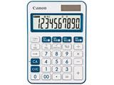 カラフル電卓(10桁) ミニ卓上 LS-105WUC-NV 【軽減税率対応】