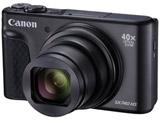 PowerShot SX740 HS ブラック 高倍率ズームレンズ搭載デジタルカメラ パワーショット