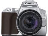 EOS Kiss X10・EF-S18-55 IS STM レンズキット シルバー [キヤノンEFマウント(APS-C)] デジタル一眼レフカメラ
