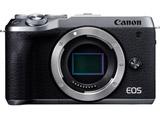 EOS M6 Mark II ボディ シルバー [キヤノンEF-Mマウント] ミラーレスカメラ