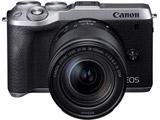 EOS M6 Mark II・EF-M18-150 IS STM レンズキット シルバー [キヤノンEF-Mマウント] ミラーレスカメラ