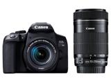 EOS Kiss X10i ダブルズームキット [キヤノンEFマウント(APS-C)] デジタル一眼レフカメラ
