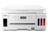GIGATANK搭載モデル G6030  ホワイト インクジェット複合機 [カード/名刺〜A4]