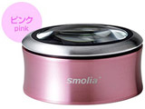 LED拡大鏡(ピンク)SMOLIA-XCPK