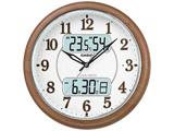 電波掛け時計 ITM-900FLJ-5JF