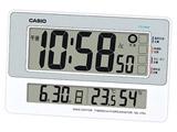 電波掛け置き兼用時計 「温湿度計測付電波クロック」 IDL-170J-8JF