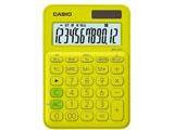 カラフル電卓(12桁) MW-C20C-YG-N ライムグリーン