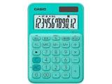 カラフル電卓(12桁) MW-C20C-GN-N