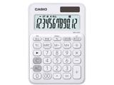 カラフル電卓(12桁) MW-C20C-WE-N ホワイト