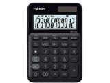 カラフル電卓(12桁) MW-C20C-BK-N ブラック