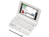 電子辞書「エクスワード(EX-word)」(中学生モデル・170コンテンツ搭載) XD-Z3800WE (ホワイト)