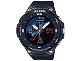 カシオ スマートウォッチ 「Smart Outdoor Watch PRO TREK Smart」 (ブラック) WSD-F20-BK