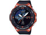 【在庫限り】 WSD-F20-RG スマートウォッチ Smart Outdoor Watch PRO TREK Smart オレンジ