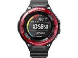 スマートアウトドアウォッチ PRO TREK Smart(プロトレック・スマート) 心拍計測機能&GPS機能 同時搭載モデル WSD-F21HR-RD