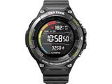 スマートアウトドアウォッチ PRO TREK Smart(プロトレック・スマート) 心拍計測機能&GPS機能 同時搭載モデル WSD-F21HR-BK