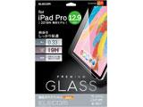 TB-A18LFLGGN iPad Pro 12.9インチ(2018年モデル) 保護フィルム リアルガラス 0.33mm