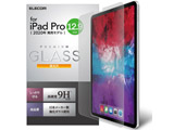 12.9インチ iPad Pro(第4/3世代)用 強化ガラスフィルム 高光沢 0.33mm   TB-A20PLFLGG