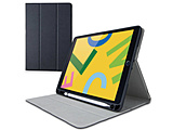 iPad 10.2(第7/第8世代対応)  ケース Pencil収納  ブラック TB-A19RSABK