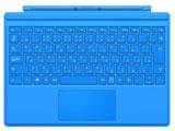 Surface Pro 4 タイプ カバー QC7-00071  [シアン]