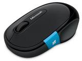 H3S-00017 Sculpt Comfort Mouse(ワイヤレスマウス/BlueLED/Bluetooth/5ボタン/ブラック) [Bluetoothマウス・ブルーLED方式]