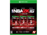 NBA2K16 【Xbox Oneゲームソフト】 ※パッケージデザインはランダムとなります。