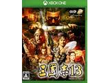 三國志13 【Xbox Oneゲームソフト】