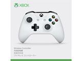 Xbox One ワイヤレスコントローラー ホワイト 【XboxOne】 [TF5-00006]
