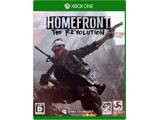 【在庫限り】 HOMEFRONT the Revolution (ホームフロント ザ レボリューション) 【Xbox Oneゲームソフト】