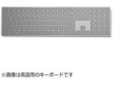 【純正】 Surface専用ワイヤレスキーボード [Bluetooth 4.1・Android/iOS/Mac/Win] 日本語版 WS2-00019