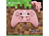 Xbox ワイヤレス コントローラー (Minecraft Pig) [XboxOne] [WL3-00054]
