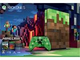 Xbox One S1TB Minecraft リミテッドエディション