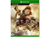 ReCore Definitive Edition (リコア ディフィニティブ エディション) 【Xbox Oneゲームソフト】