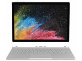 Surface Book 2 13.5型タッチ対応ノートPC[Win10 Pro・Core i5・8GB・SSD 256GB・Office付き] シルバー HMW-00012