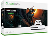 Xbox One S 1TB (シャドウ オブ ザ トゥームレイダー同梱版) [ゲーム機本体] [234-00789]