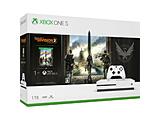 Xbox One S 1TB (ディビジョン2 同梱版) [ゲーム機本体] [234-00887]
