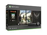 Xbox One X (ディビジョン2 同梱版) [ゲーム機本体] [CYV-00270]