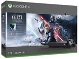Xbox One X 1TB(Star Wars ジェダイ:フォールン・オーダー デラックス エディション同梱版)