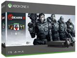 Xbox One X (Gears 5 同梱版) [ゲーム機本体]