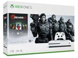 【09/10発売予定】 Xbox One S 1TB (Gears 5 同梱版) [ゲーム機本体]