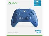 Xbox ワイヤレス コントローラー (スポーツ ブルー) [WL3-00159] 【Xbox One】